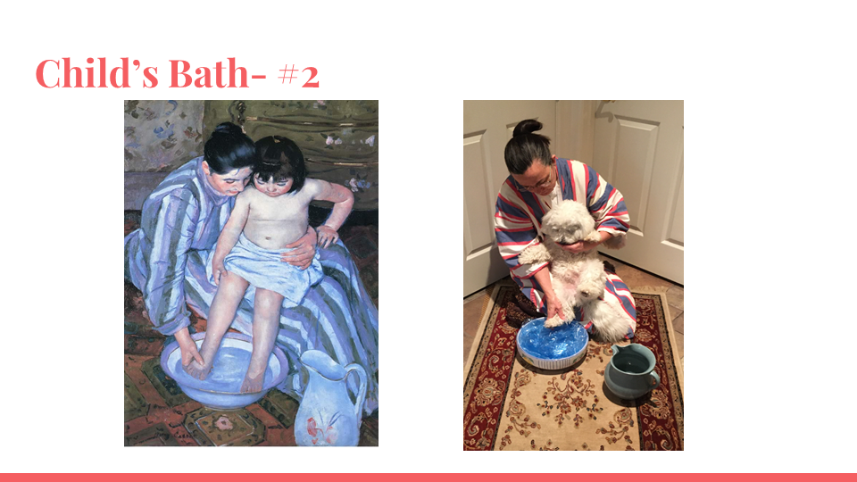 Childs Bath #2