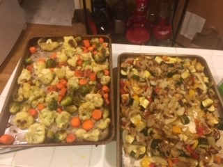 Michaela Sajal_cooking bright spot