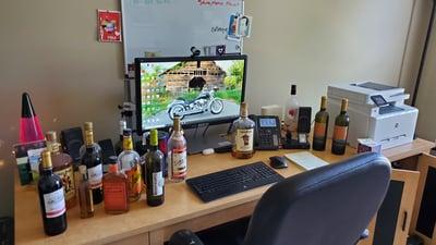 Mike Harvey_Account Manager CSP_WFH setup