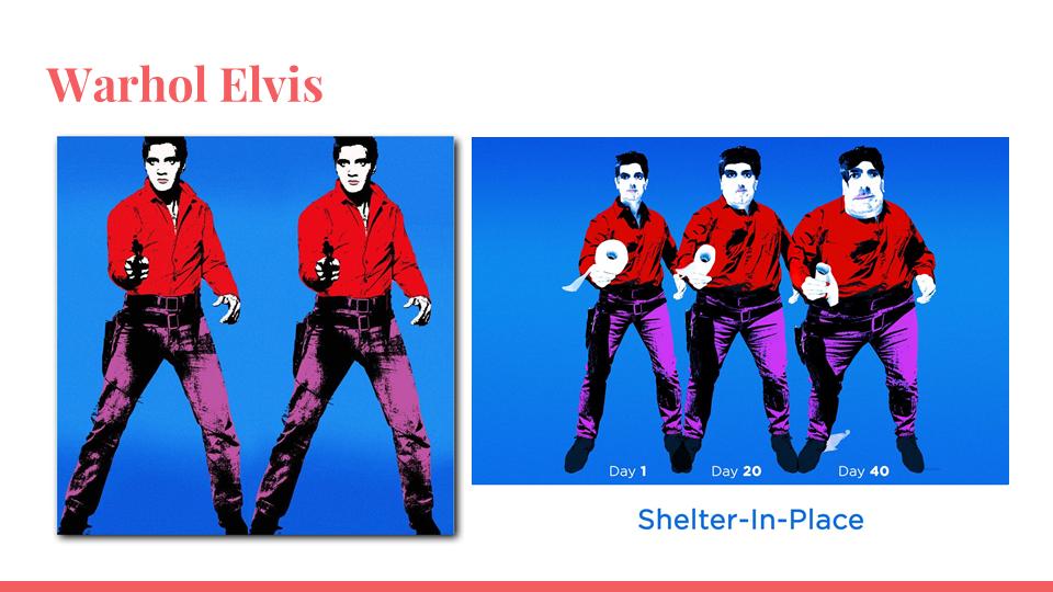 Warhol Elvis